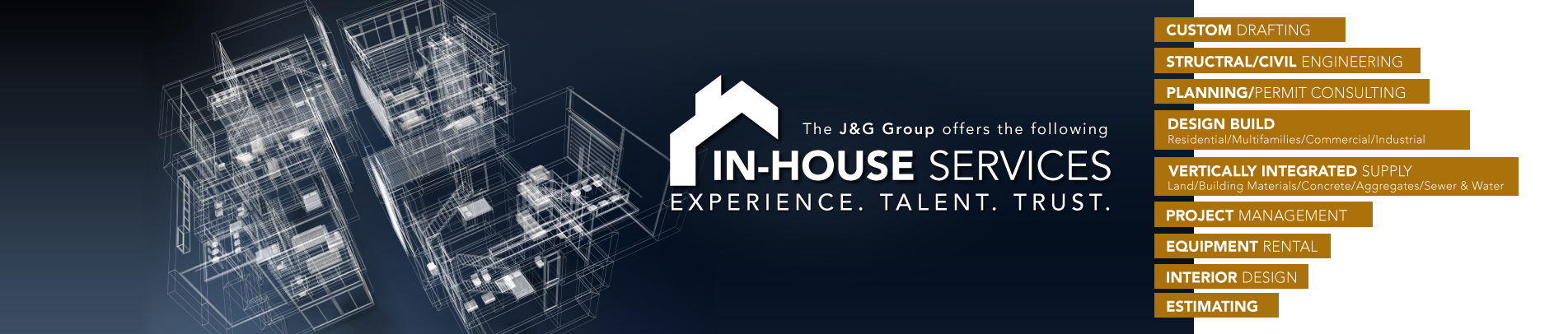 J&G Group In-House Services