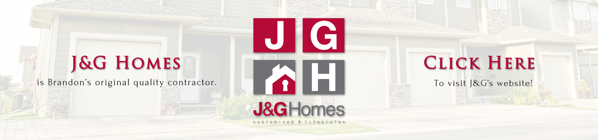 J&G Homes, Brandon Home builders, Manitoba
